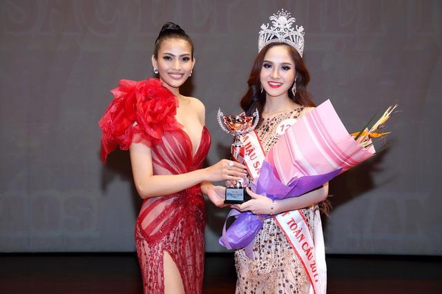 Bùi Thị Như Ý đăng quang Hoa hậu sắc đẹp Việt toàn cầu 2017 - Ảnh 3.