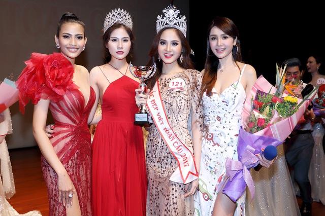 Bùi Thị Như Ý đăng quang Hoa hậu sắc đẹp Việt toàn cầu 2017 - Ảnh 4.