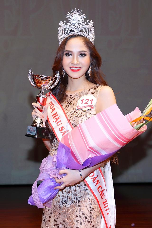 Bùi Thị Như Ý đăng quang Hoa hậu sắc đẹp Việt toàn cầu 2017 - Ảnh 5.