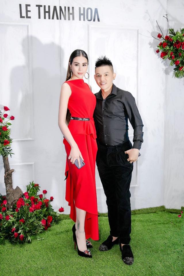Hoa hậu Sella Trương nổi bật bên cạnh Hoa hậu Đỗ Mỹ Linh - Ảnh 7.
