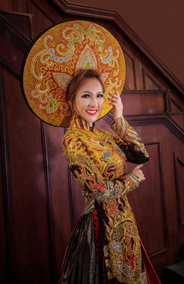 Hoàng Hải My đăng quang Hoa hậu người Việt Quốc tế - Miss Vietnam Beauty International Pageant tại Mỹ - Ảnh 8.