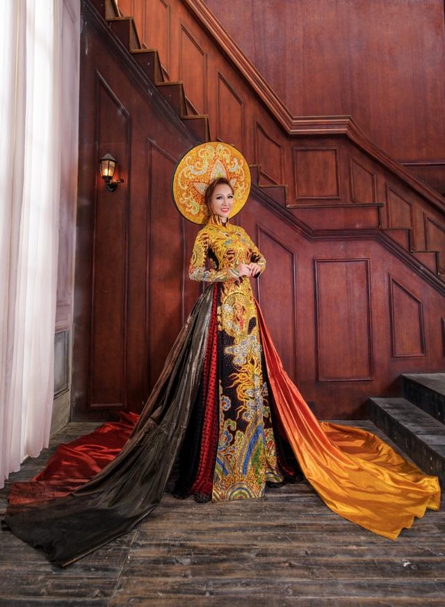 Hoàng Hải My đăng quang Hoa hậu người Việt Quốc tế - Miss Vietnam Beauty International Pageant tại Mỹ - Ảnh 9.