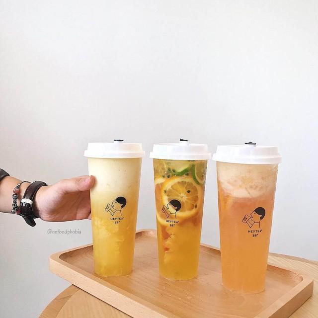 Nguồn gốc ly trà kem chesse chuẩn vị - Càng uống càng mê - Ảnh 4.