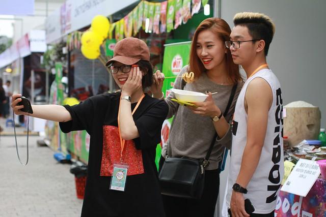Lạc vào thiên đường ăn uống tại sự kiện Du lịch Ẩm thực và Giải trí Quốc tế ở Sài Gòn - Ảnh 5.