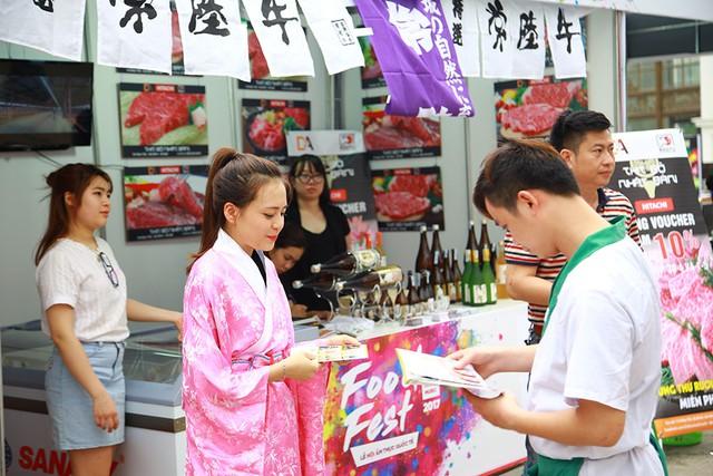 Lạc vào thiên đường ăn uống tại sự kiện Du lịch Ẩm thực và Giải trí Quốc tế ở Sài Gòn - Ảnh 6.