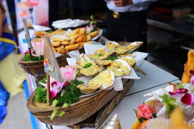 Lạc vào thiên đường ăn uống tại sự kiện Du lịch Ẩm thực và Giải trí Quốc tế ở Sài Gòn - Ảnh 7.