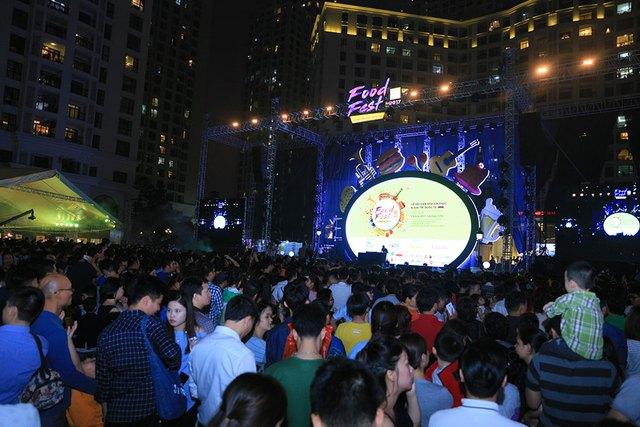 Lạc vào thiên đường ăn uống tại sự kiện Du lịch Ẩm thực và Giải trí Quốc tế ở Sài Gòn - Ảnh 12.