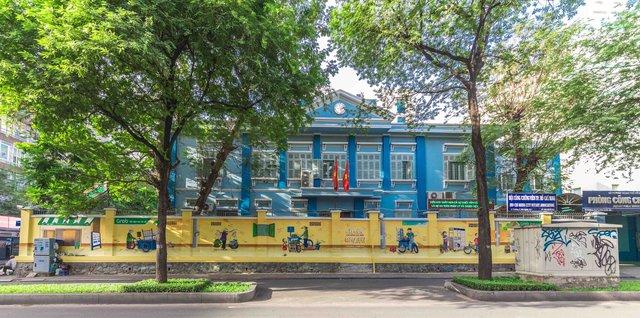 Bất ngờ trước những góc phố đẹp lạ đầy màu sắc tại Hà Nội và TP.HCM - Ảnh 5.
