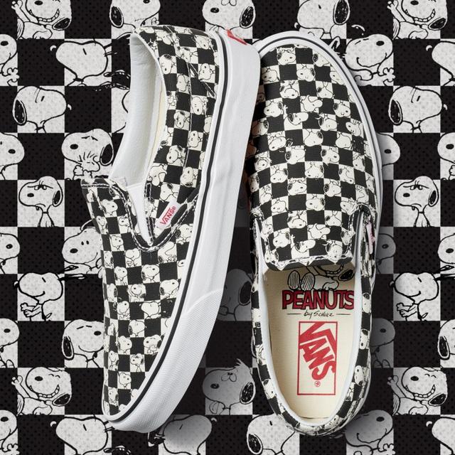 Vans x Peanuts – Cú collab tiếp tục thống trị đế chế sneaker hoạt hình - ảnh 6
