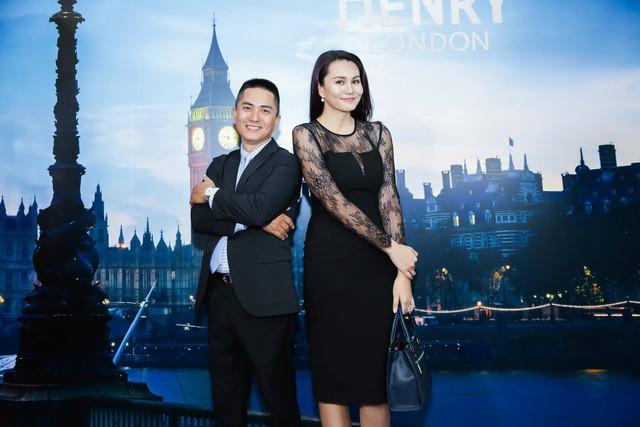 Dàn sao góp mặt trong buổi ra mắt của thương hiệu đồng hồ Henry London tại Việt Nam - Ảnh 4.
