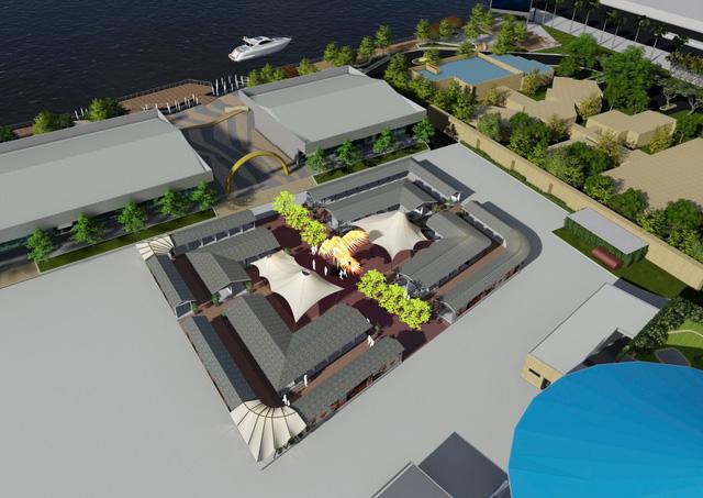 Tận hưởng khu giải trí đa dịch vụ tại Kenton Node Hotel Complex - Ảnh 8.