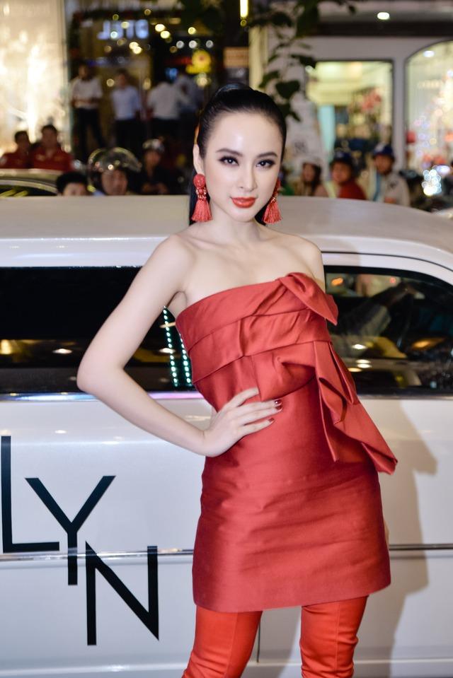 Angela Phương Trinh hội ngộ Châu Bùi trong tiệc ra mắt cửa hiệu LYN đầu tiên tại Việt Nam - Ảnh 1.