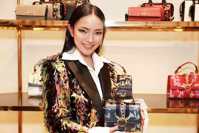 Angela Phương Trinh hội ngộ Châu Bùi trong tiệc ra mắt cửa hiệu LYN đầu tiên tại Việt Nam - Ảnh 4.