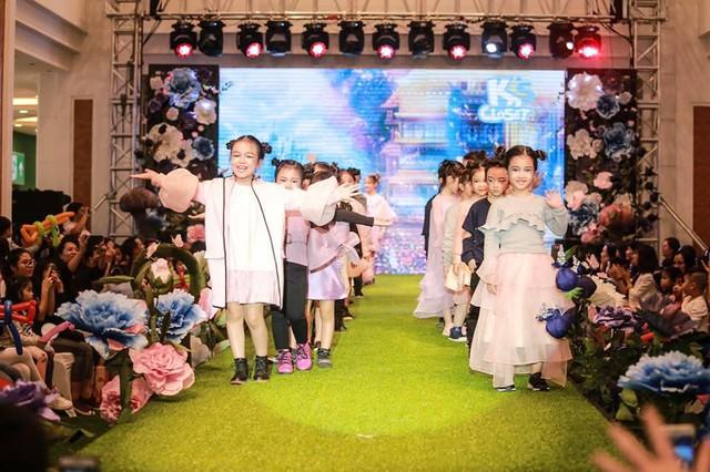 Show diễn thời trang và nhạc kịch cho trẻ em thu hút hàng ngàn khán giả nhí Thủ đô tham dự - Ảnh 6.
