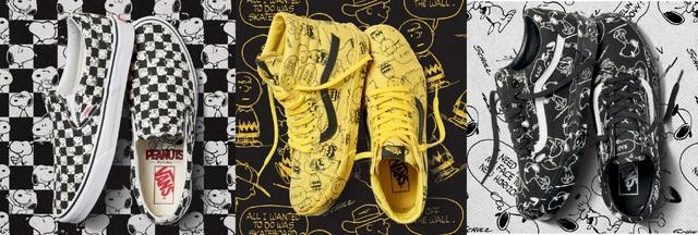 Vans x Peanuts – Cú collab tiếp tục thống trị đế chế sneaker hoạt hình - Ảnh 2.