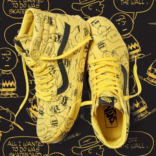 Vans x Peanuts – Cú collab tiếp tục thống trị đế chế sneaker hoạt hình - Ảnh 3.