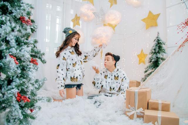 Gợi ý mix đồ Giáng sinh vừa lạ vừa quen cho các cặp đôi - Ảnh 7.
