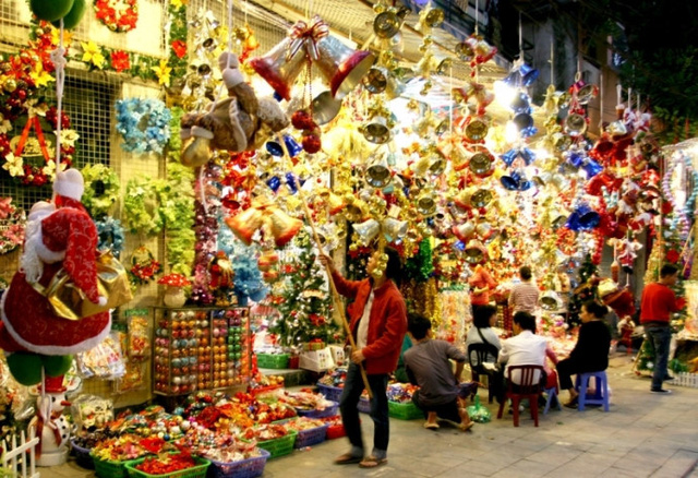 Những điểm đến không thể bỏ qua trong mùa Giáng sinh năm nay - Ảnh 2.