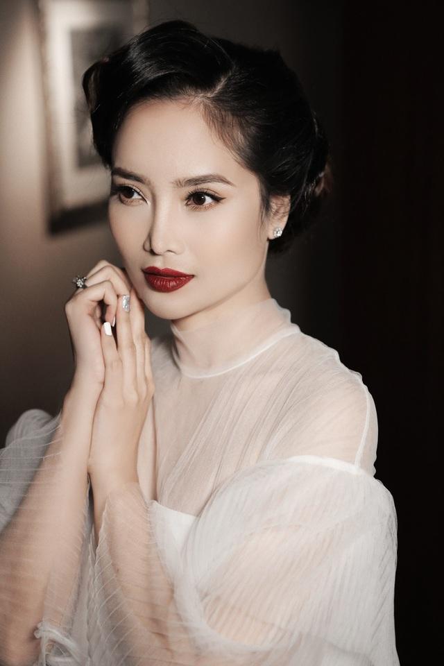 Chi 1 tỷ phẫu thuật thẩm mỹ, Á hậu Thùy Giang khoe nhan sắc đốn triệu trái tim - Ảnh 6.
