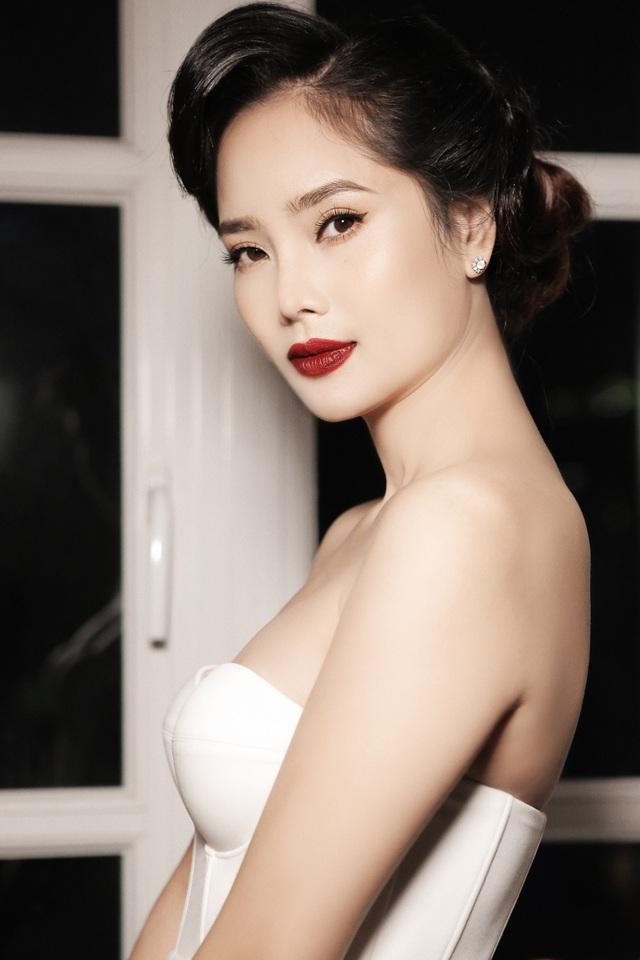Chi 1 tỷ phẫu thuật thẩm mỹ, Á hậu Thùy Giang khoe nhan sắc đốn triệu trái tim - Ảnh 8.