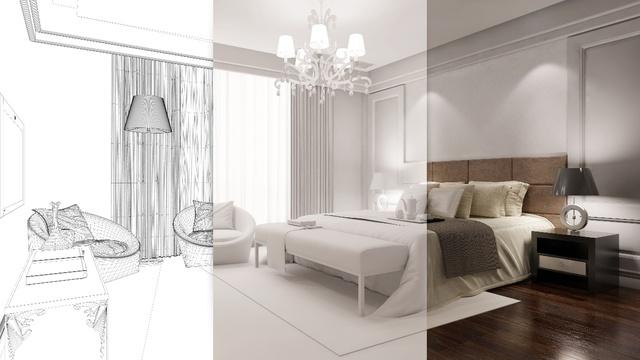 Diễn họa nội thất: Thổi hồn vào những công trình kiến trúc - Ảnh 2.