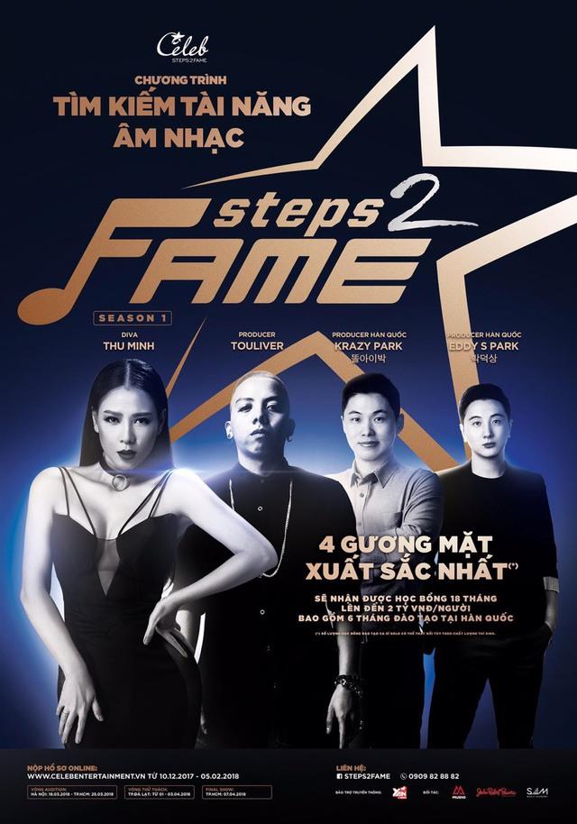 Thu Minh cầm trịch cuộc thi âm nhạc với giải thưởng lên đến 8 tỷ đồng - Ảnh 1.