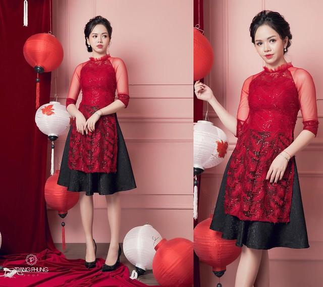 """Đón xu hướng áo dài cách tân cùng """"Cô Trang Hà Nội"""" - Ảnh 2."""