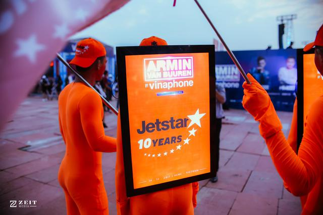 10 năm Jetstar: Marketing bằng trải nghiệm lễ hội âm nhạc - Ảnh 2.