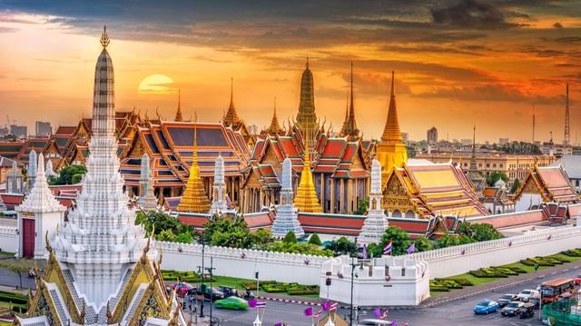 Có một Thái Lan góc nào cũng trở thành nơi sống ảo rực sắc màu trong năm mới - Ảnh 1.