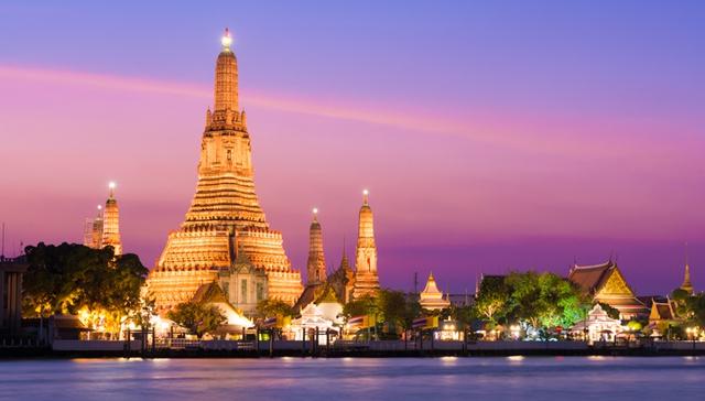 Có một Thái Lan góc nào cũng trở thành nơi sống ảo rực sắc màu trong năm mới - Ảnh 2.