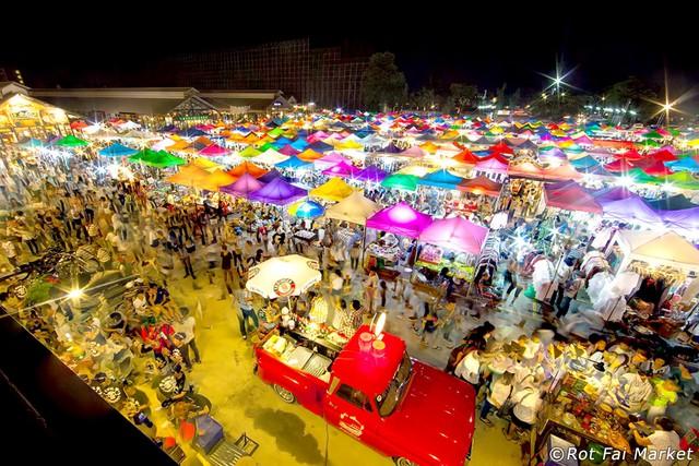 Có một Thái Lan góc nào cũng trở thành nơi sống ảo rực sắc màu trong năm mới - Ảnh 12.