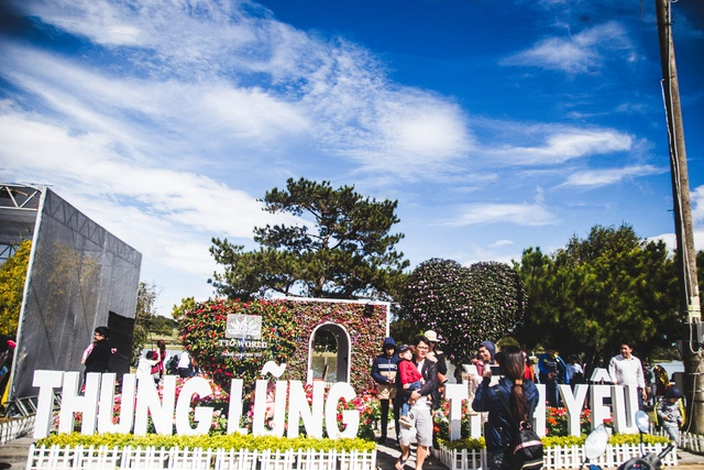 Trải nghiệm mùa lễ hội cuối năm tại Đà Lạt - Ảnh 4.