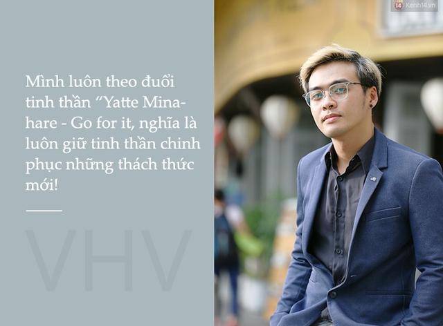 Gặp gỡ chàng trai Việt đi 30 quốc gia, làm việc ở tập đoàn đa quốc gia hàng đầu tại Việt Nam - Ảnh 5.