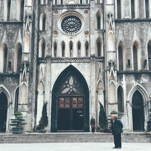 Khám phá thành phố - Đi để biết Hà Nội cổ kính và Sài Gòn nhộn nhịp như thế! - Ảnh 4.