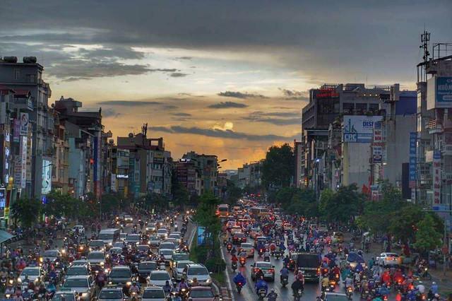 Khám phá thành phố - Đi để biết Hà Nội cổ kính và Sài Gòn nhộn nhịp như thế! - Ảnh 7.