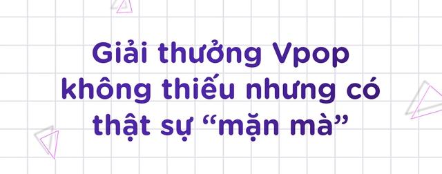 Đâu là xu hướng tất yếu của các lễ trao giải âm nhạc Việt Nam hiện nay? - Ảnh 1.