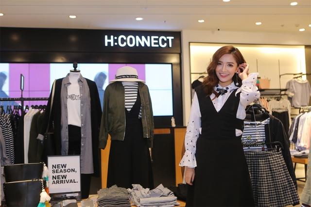 Bích Phương, Isaac cùng các fashion icon góp mặt ngày khai trương thương hiệu thời trang Hàn Quốc - Ảnh 4.