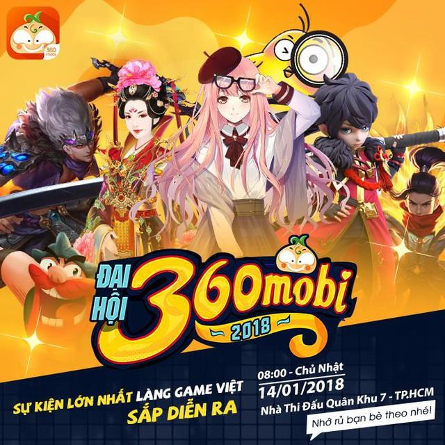 Đến đại hội 360mobi xem Tóc Tiên hát miễn phí, rinh hàng nghìn quà tặng siêu cute - Ảnh 2.