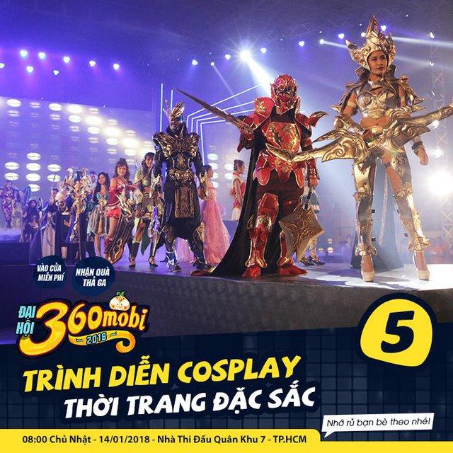 Đến đại hội 360mobi xem Tóc Tiên hát miễn phí, rinh hàng nghìn quà tặng siêu cute - Ảnh 4.