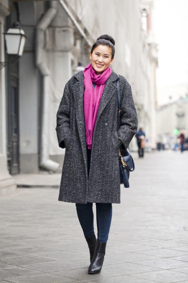 4 bí kíp giúp bạn tự tin diện áo khoác dạ mùa lạnh - Ảnh 3.