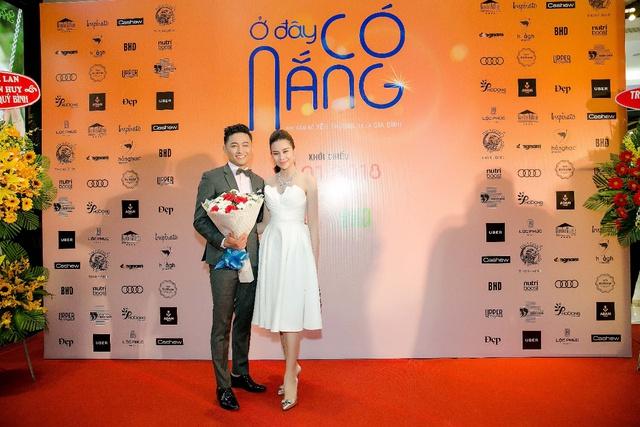 Hoa hậu Sella Trương diện cây hàng hiệu 3 tỷ sánh đôi cùng Quý Bình - Ảnh 1.