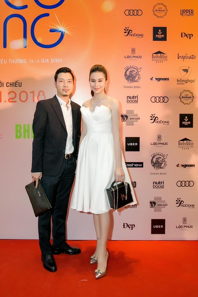 Hoa hậu Sella Trương diện cây hàng hiệu 3 tỷ sánh đôi cùng Quý Bình - Ảnh 3.