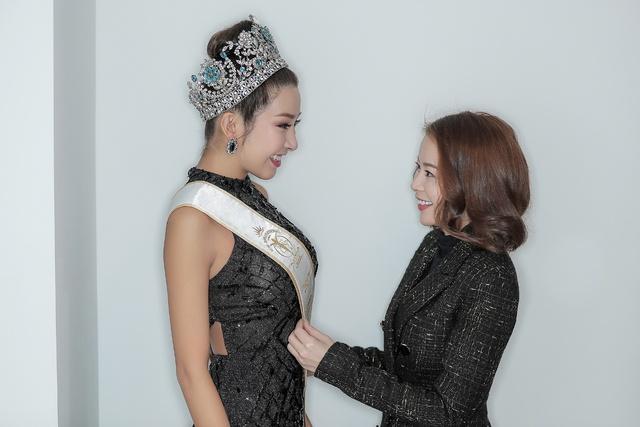 Hoa hậu Hải Dương chia sẻ kế hoạch chọn đại diện Việt Nam tham dự Miss Supranational - Ảnh 1.
