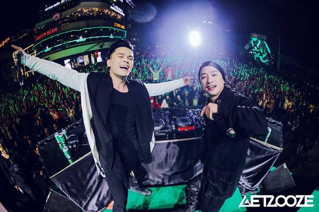 Chăm chỉ đi show, DJ GetLooze còn chuẩn bị tung CD YearMix - Ảnh 2.