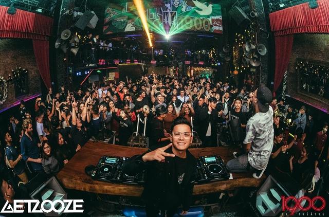 Chăm chỉ đi show, DJ GetLooze còn chuẩn bị tung CD YearMix - Ảnh 3.