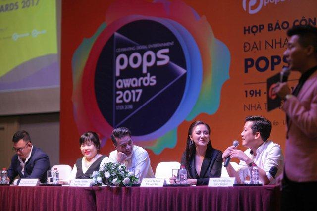 Trường Giang sẽ làm MC tại Đại nhạc hội POPS Awards 2017 - Ảnh 2.