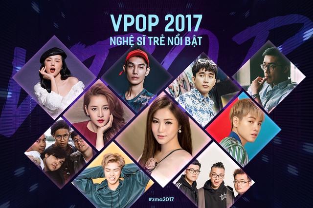 Zing Music Awards – Melon Music Awards của Việt Nam - Ảnh 2.