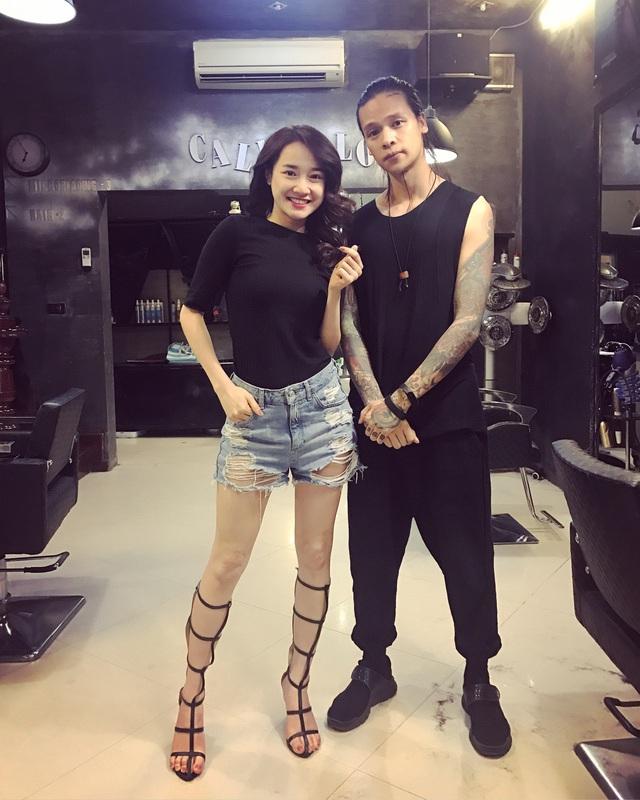 Gặp Cali Phạm - Chàng hair stylist của nhiều sao Việt - Ảnh 6.