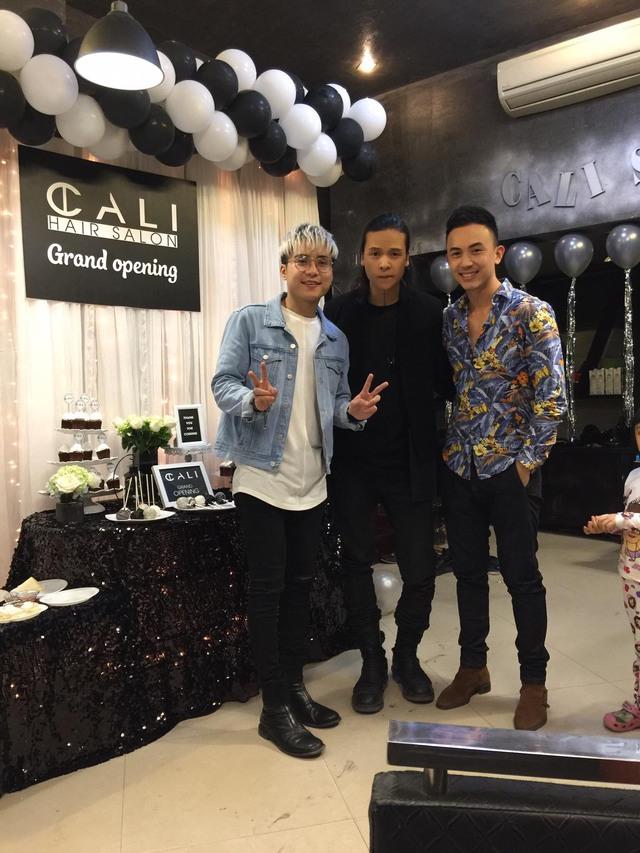 Gặp Cali Phạm - Chàng hair stylist của nhiều sao Việt - Ảnh 11.