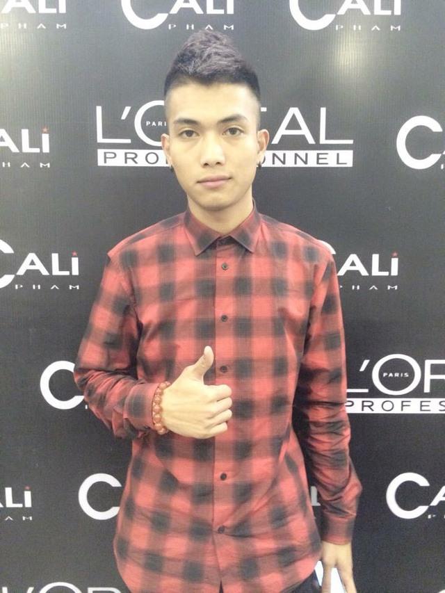 Gặp Cali Phạm - Chàng hair stylist của nhiều sao Việt - Ảnh 12.